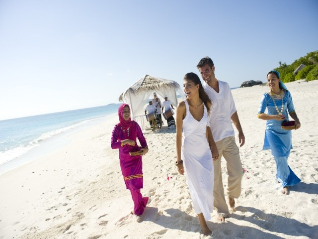 Мальдивские Пляжи