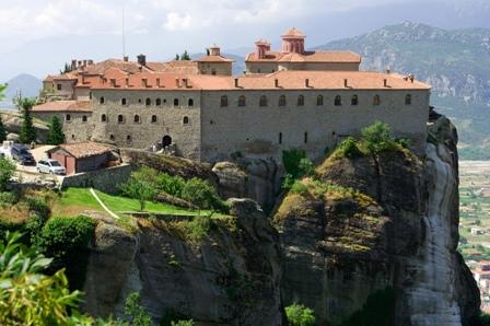 метеор монастырь