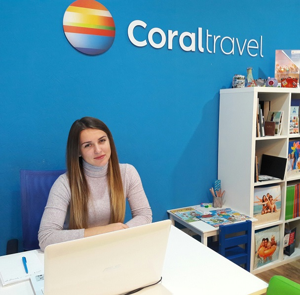 Coral travel office