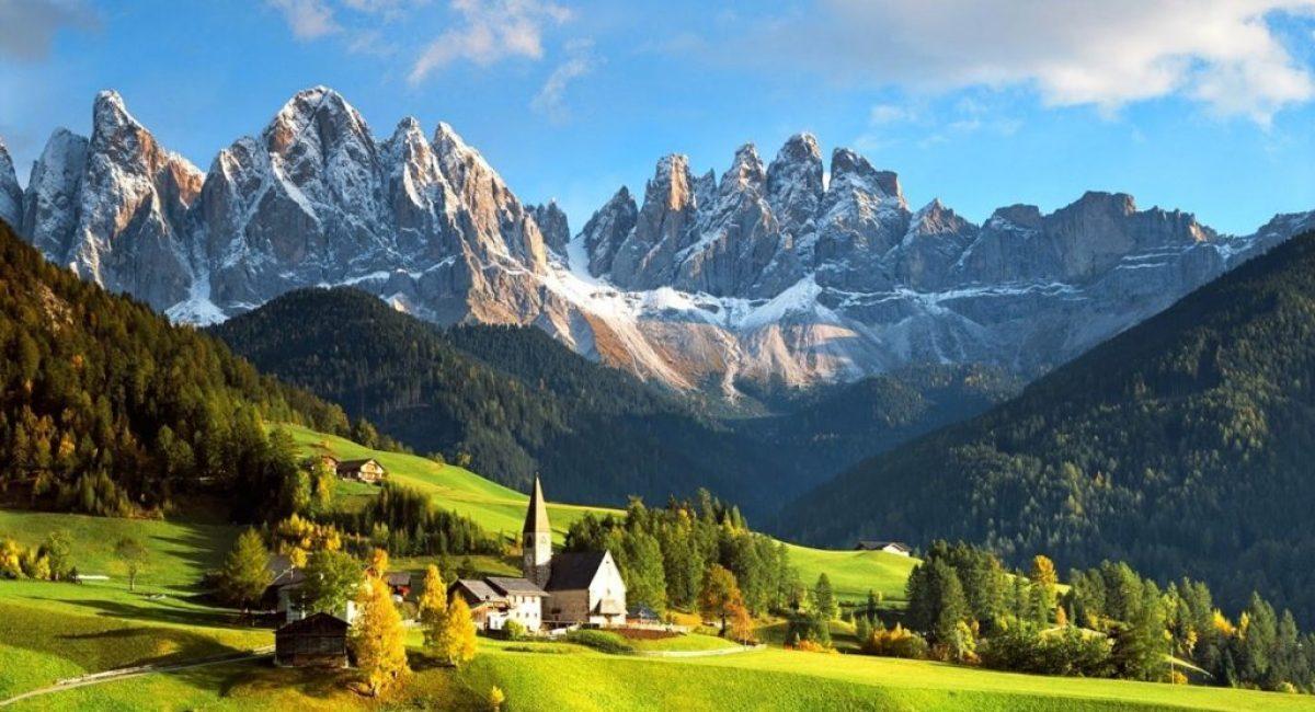Горы Австрии