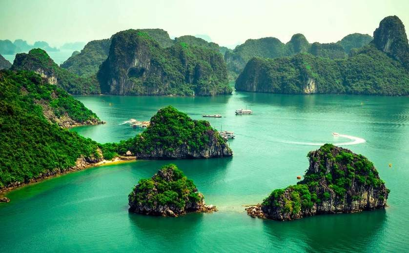 Красоты Вьетнама