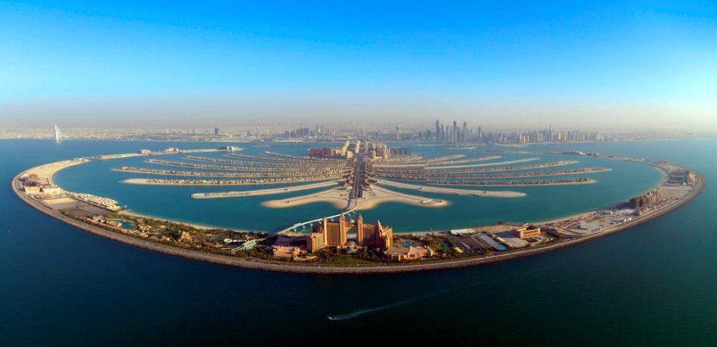 Дубай-Пальма