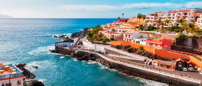 Испания побережье