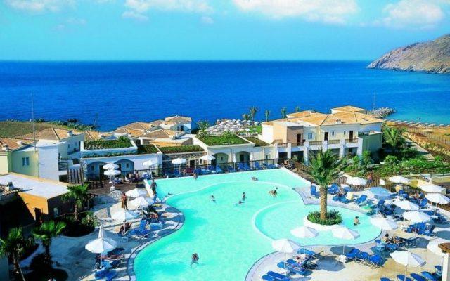 Молодёжный отдых на острове Крит