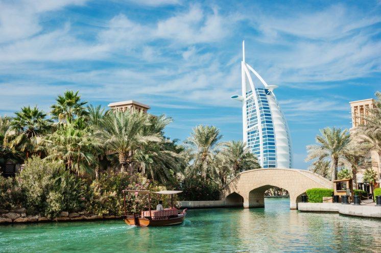 ОАЭ, Дубаи