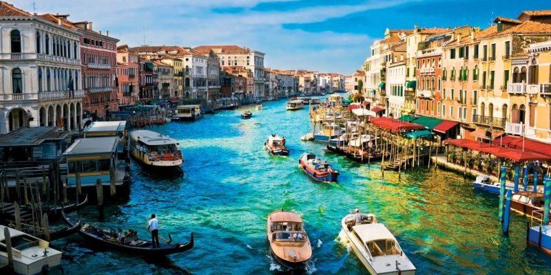 Экскурсионный авиа тур по всей Италии