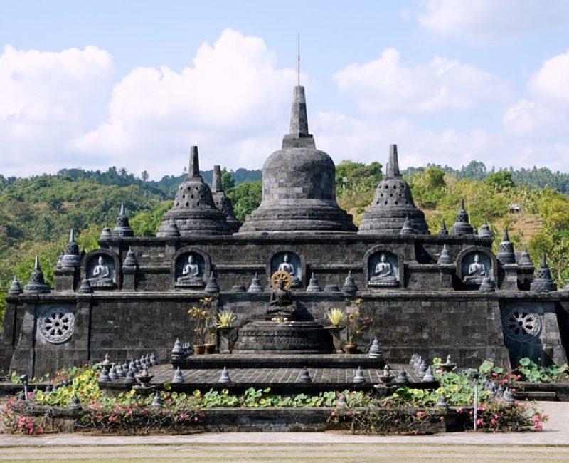 Храм Индонезия Бали